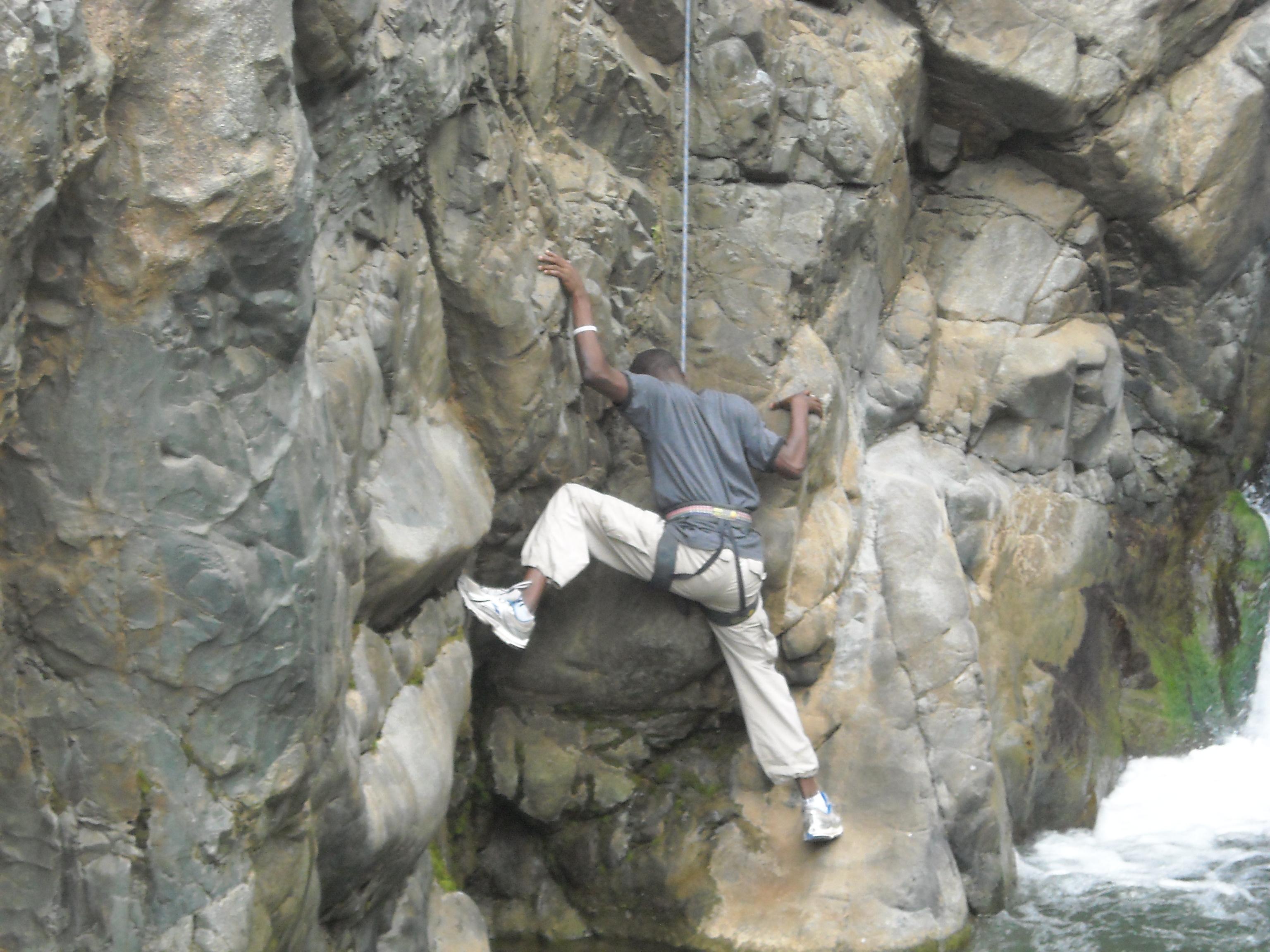 SOYM Climb
